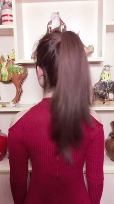 15 Best Braided Hairstyles Ideas You Can Do It Without The Help Of A Hairstylist - Pingstyles Cool Braid Hairstyles, Girl Hairstyles, Coiffure Hair, Curly Hair Styles, Natural Hair Styles, Hair Videos, Hair Today, Hair Hacks, Hair Trends