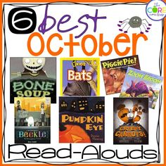 Read-alouds for Octo