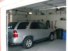 Organize your garage this winter and park you car inside!  http://www.organizedgarage.ca