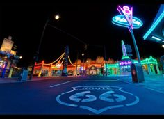 Cars Land - Yes, I want to go!