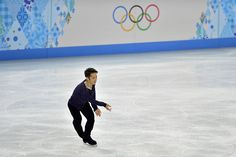 Daisuke Takahashi (Sochi FS) 表彰台に上がる事はできなかったが、華麗な演技で観衆を魅了した高橋大輔。 (Photo by Hiroyuki Nakamura/PHOTO KISHIMOTO/PICSPORT)
