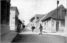 Calles de mi vieja Barranquilla