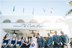 Caryn & Cliff's Marine themed wedding at The Oyster Box Hotel in Durban Oysters, Groomsmen, Bridesmaids, Weddings, Bridal, Box, Party, Photography, Snare Drum