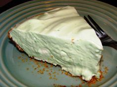 WW key lime pie. I make this for every holiday, and everyone devours it! You can also change the flavor easily, by changing the jello & yogurt.