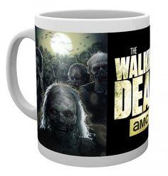 The Walking Dead Photo Coffee Mug - Zombies (4 x 3 inches) @ niftywarehouse.com