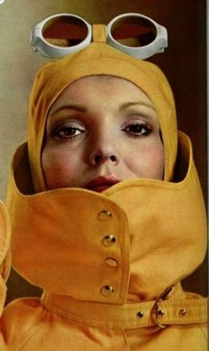 PIERRE CARDIN Cosmocorps collection Ready-to-wear 1967