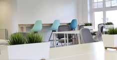 Office Space Inspiration - Creative Coworking Hub Interior Project