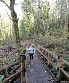 Seattle Trails: A Year in Far-Flung Hikes | Includes links to bike trails