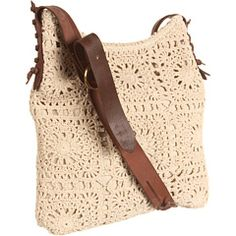Lucky Brand Avalon Lace Medium Crossbody