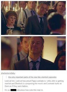 Lestrade