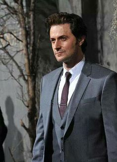 Richard Armitage at the Los Angeles premiere of The Hobbit: The Desolation of Smaug December 2 2013