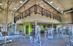 Sanctuary Lofts Fitness Center (San Marcos, TX) http://www.sixthriver.com/