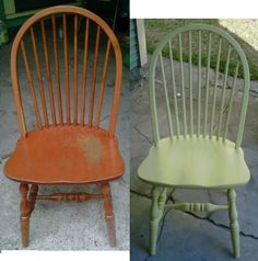 ugly chairs look less ugly.
