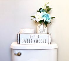 p/hello-sweet-cheeks-these-bathroom-boxes-are-perfect-for-the-back-of-that-hard-t - The world's most private search engine Bathroom Box, Bathroom Humor, White Bathroom, Bathroom Furniture, Bathroom Storage, Master Bathroom, Bathroom Ideas, Bathroom Cabinets, Bathroom Signs