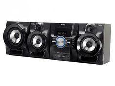 Mini System Philco 1100W RMS - com Função Karaokê MP3 e USB PH1100