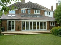 Bi-Folding Doors – Making Way to Conservatory | Conservatories Blog