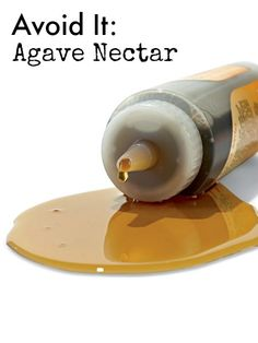 The 5 Best, and 5 Worst, Sweeteners to Have in Your Kitchen: Bad Guy #2: Agave Nectar