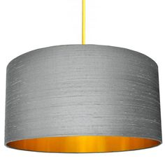 Are you interested in our silk lampshade in grey? With our grey and gold lampshades you need look no further. Ash Grey, Grey And Gold, Pendant Lamp, Pendant Lighting, Table Lighting, Chandelier, Pendant Light Fitting, Handmade Lampshades, Striped Cushions