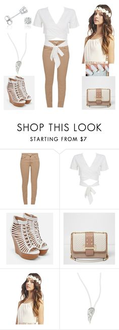 """Choose to shine."" by paoladouka on Polyvore featuring Barbour, WithChic, JustFab, River Island, Wet Seal, House of Harlow 1960 and Amanda Rose Collection"