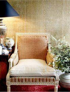 Haus Design: Beautiful, Unique Wallpaper from Crezana