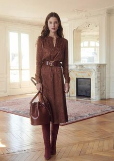 Zara Woman Winter Collection - My Favorite Clothing Items - Mode - Tasche Casual Winter Outfits, Fall Outfits, Autumn Casual, Winter Cardigan Outfit, Autumn Look, Dress Winter, Black Outfits, Dress Summer, Mode Outfits