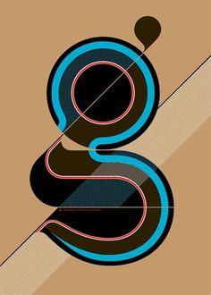 Typographie #10 : Un caractère créatif !   Blog du Webdesign