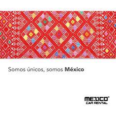 Los bordados Chiapanecos están hechos a mano con una gran variedad de colores y diseños originales basados en la cultura maya.