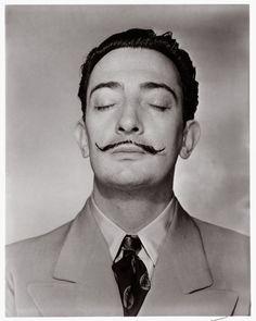 Salvador Dali, 1943 - Horst P. Horst