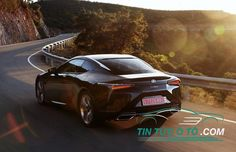Lexus LC F sẽ trang bị động cơ hybrid