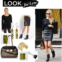 """""""Celebrity look for less -"""" by ourdesignpages on Polyvore"""