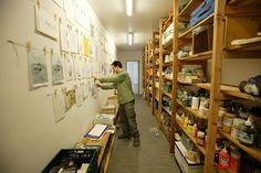 Atelier Mark Manders
