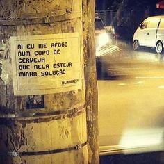 De @lambrega  #lambelambe #lambe #lamblamb #sp #sampa #saopaulo #spcity #splovers #spdagaroa #coolsampa #vamosp #vejasp #olhesp #aquelasp #arteurbana #intervenção #taescritoemsampa by taescritoemsampa