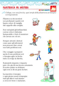 Gianni Rodari - Il libro dei mestieri
