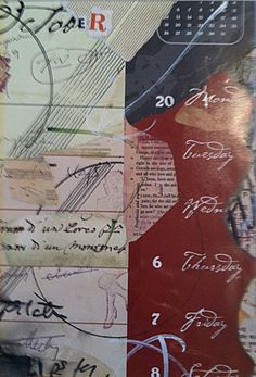 "papers & ink  8""x10""  Steven Gilbar"