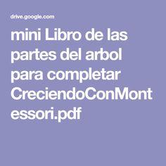 mini Libro de las partes del arbol para completar CreciendoConMontessori.pdf