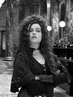 She's not experimenting. Beyond playing dark and evil rolls in movies like Harry Potter and Sweeney Todd: The Demon Barber of Fleet Street with her often matched movie star Johnny Depp, Helena Bonham Carter has her own style that is often most closely matched to Hippie Goth, Victorian or Boho Goth Chic. Whatever, she's one of us!