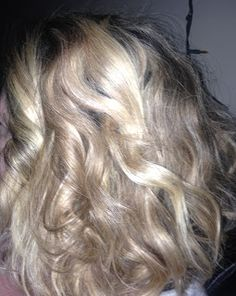 Beachy Waves using a Curling Iron - Great for Short hair