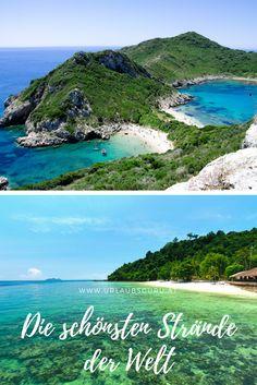 Strand Varadero, Clearwater Beach, Grand Cayman, Santa Monica, Ecuador, Costa Rica, Balos Beach, Bali, Florida