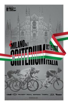 Red Hook Crit MILANO 2010 Poster