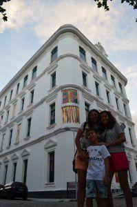 No Paço do Frevo, toda a grandiosidade e imponência do secular patrimônio pernambucano – Família que viaja junto