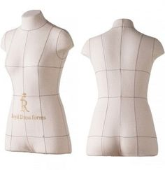 NEW Half scale soft dress form | female mannequin | torso | dummy | tailor form from: http://stores.ebay.co.uk/royaldressforms?_trksid=p2047675.l2563