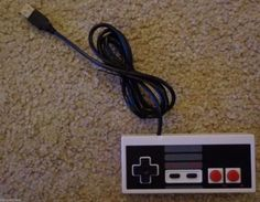 Nintendo Classic Style USB wired controller for PC and Mac New Loose as picture