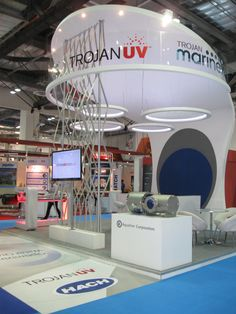 TrojanUV, Aquafine, Trojan Marinex and VIQUA all provide innovative UV solutions for various markets.