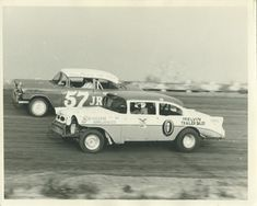 Stock Car Racing, dirt track style!