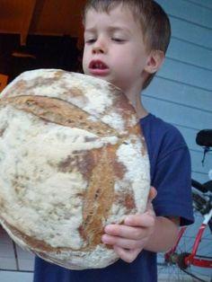 Receita e um pouco de história do Pão Poilâne de Paris