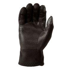 HWI Tactical and Duty Design Fleece Touchscreen Glove Black X-Small
