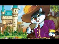 Kocúr v čižmách (sk) Animation, Youtube, Artist, Anime, Education, Artists, Anime Shows, Animation Movies, Educational Illustrations