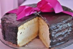 МАСТЕР ШЕФ...: Торт-суфле (Птичье молоко)