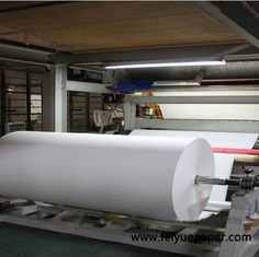 Large Format 2.5m width Non-curl 100gsm Fast Dry Sublimation Paper for Advertising Printing http://www.feiyuepaper.com/product/2-5m-non-curl-100gsm-fast-dry-sublimation-paper/