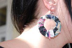 Retrouvez cet article dans ma boutique Etsy https://www.etsy.com/ca-fr/listing/245362376/boucles-doreilles-pendantes-gypsy-boho